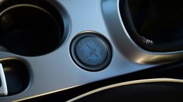 Fiat 500X - Centre Console