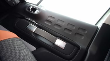 Citroen C3 - door handle