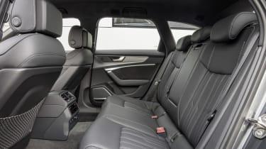 Audi A6 Avant - back seats