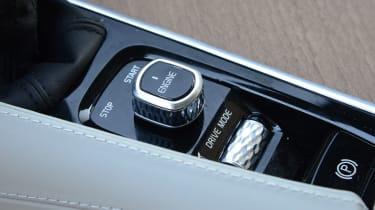 Volvo V90 - mode select