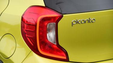 Kia Picanto - brake light