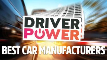 Best car manufacturers - Driver Power 2021