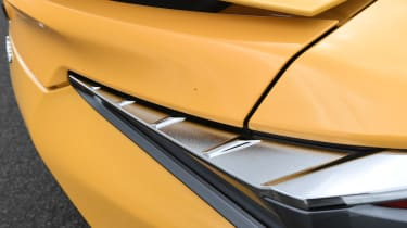 Lexus LC - light detail
