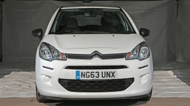 Used Citroen C3 - full front