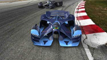 Michelin Design Challenge 2017 - Bugatti Benoist