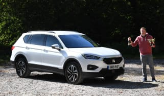 SEAT Tarraco long-termer - final report header