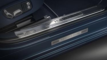 Bentley Mulsanne 6.75 edition - sill