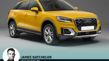Which Audi Q are you? - James Batchelor Audi Q2