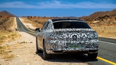 Volkswagen Arteon prototype - rear quarter