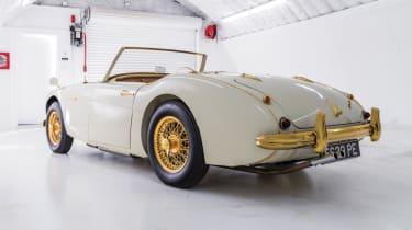 Austin Healey 100-Six - rear