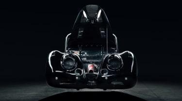 Jaguar XK120 EV - front