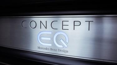 Mercedes EQ Concept - badge