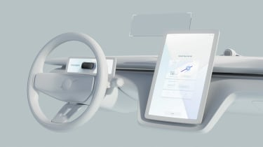 Volvo future infotainment 2