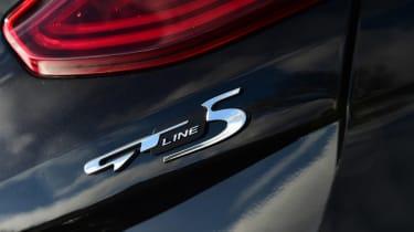 Kia Ceed GT-Line S long termer - GT-Line S badge