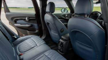 MINI Clubman long-term - rear seats