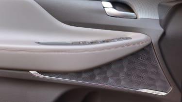 Hyundai Santa Fe - door detail