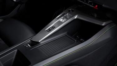Peugeot 308 - wireless charging