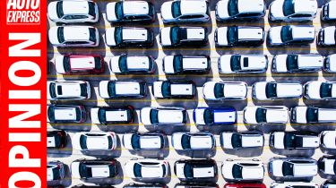 OPINION new car sales