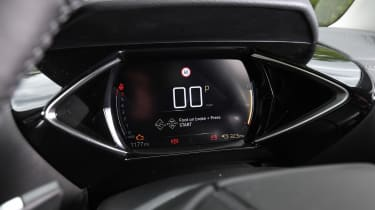DS 3 Crossback - dials