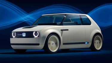 Honda Urban EV concept - front