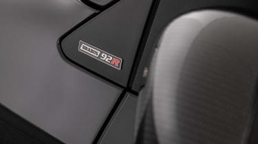 Brabus 92R - badge