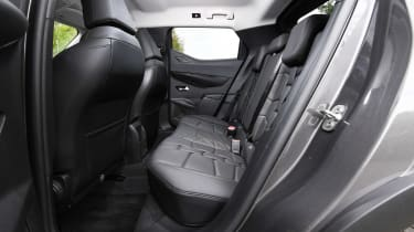 DS 3 Crossback - rear seats