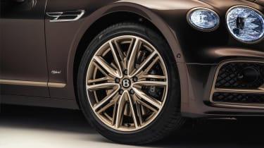 Bentley Flying Spur Odyssean Edition - wheel