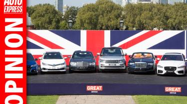 Opinion British cars