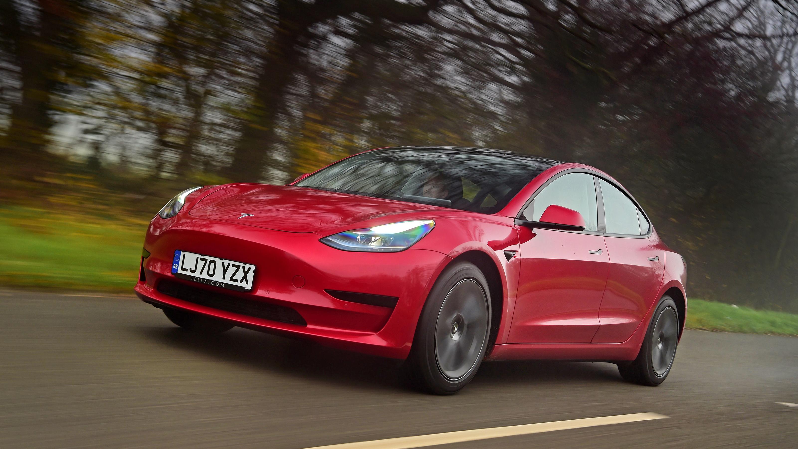 New Tesla Model 3 Standard Range Plus 2020 review | Auto ...