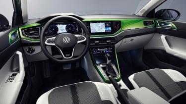 Volkswagen Taigo Style - dash