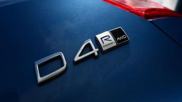 Volvo XC40 - D4 badge