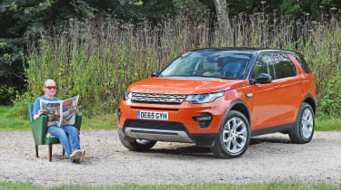 Land Rover Discovery Sport long-term - fourth report header