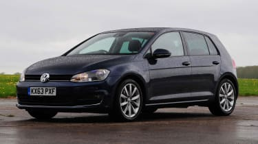 VW Golf - front static