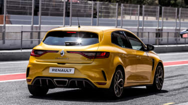 Renault Megane RS Trophy - rear
