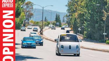 Opinion - autonomous cars