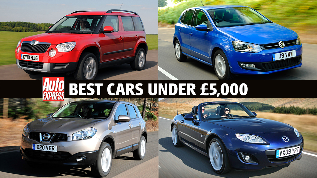 Best Cars For 5 000 Or Less Auto Express