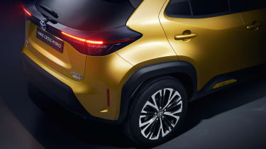 Toyota Yaris Cross - rear