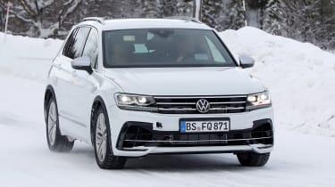 Volkswagen Tiguan R - spyshot 3