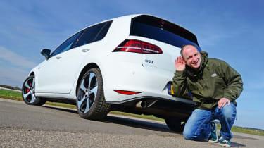 VW Golf GTI long-termer