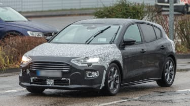 Ford Focus - best new cars 2022 and beyond
