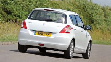 Suzuki Swift DDiS front