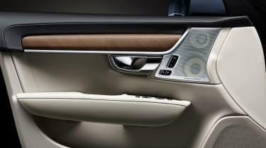 Volvo S90 - door insert