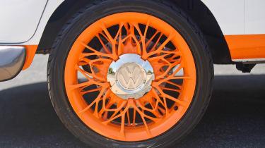 Volkswagen Kombi Type 20 concept - wheel