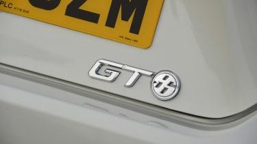 Toyota GT86 - GT badge