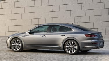 Volkswagen Arteon official - Elegance rear quarter