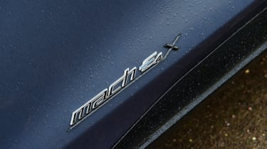 Ford Mustang Mach-E Extended Range AWD - badge