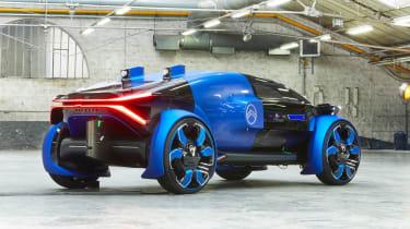 Citroen 19_19 Concept - rear