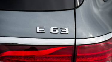 Mercedes-AMG E 63 Estate 2017 - badge