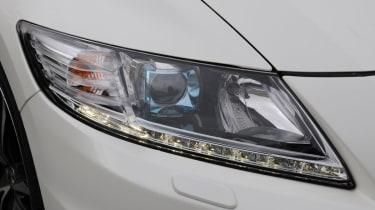 Honda CR-Z headlight detail