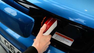 Kia Soul EV long-termer - charging